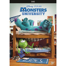 Monsters Universidad De Dvd