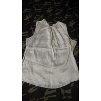 Blusa Reaction By Kenneth Cole 12/31-32 L/g