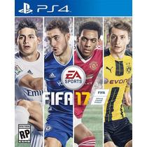 Juego Fifa 17 - Playstation 4 Ps4 , Preventa