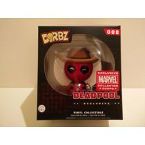 Dorbz Deadpool Vaquero #88 Exclusivo De Collector Corps