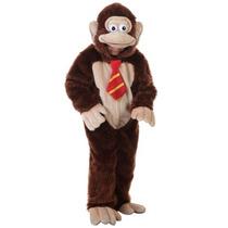 Disfraz De Chango, Gorila, Chimpance Para Niños