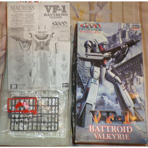 Macross Vf-1 Battroid Vakyrie Escala 1/72