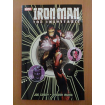 Iron Man The Inevitable Tpb Marvel Comics