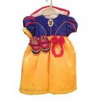 Disfraz Blanca Nieves Para Bebe