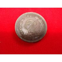 Moneda De 2 Centavos 1941