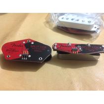 Set Fender Telecaster Split Coil Pickups Made In Usa.