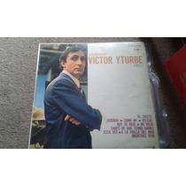 Disco De Acetato Autografiado De Simplemente Victor Yturbe