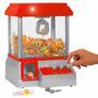 Mini Candy Grabber Maquinita Atrapa Peluches Garra Mygeektoy