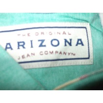 Playera,arizona Jeans Company,xl,100% Algodon, $650