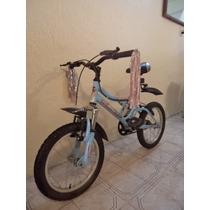 Bicicleta Bimex Princess Rod. 16