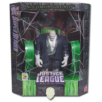 Dc Justice League Unlimited Solomon Grundy Sdcc