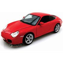Maisto 1/18 Porsche Carrera 4s Diecast Metal/ No Burago Siku