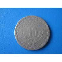 Moneda De 10 Centavos De 1940 De Nikel