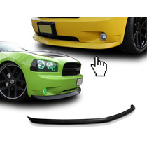 Spoiler En Facia Defensa Delantera Dodge Charger 2006 - 2010
