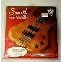 Ken Smith Encordadura Bajo Headless De 5 Cuerdas 40-125 Hm4