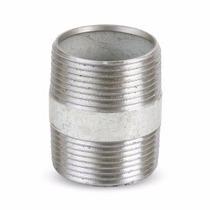 Niple De Aluminio Y Galvanizado, Varias Medidas.