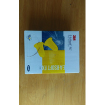 Tapones Auditivos 3m Mod 312-1261 33db C/200pzs