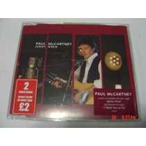 Paul Mccartney - Cd Single - Jenny Wren