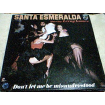 Disco Lp Santa Esmeralda - Don