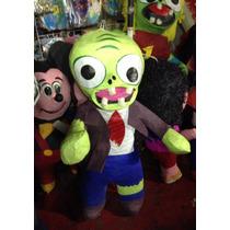 Plantas Vs Zombies Piñata Mediana Para Fiesta