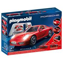 Playmobil Porsche Con Luces Mod. 3911 Rines Intercambiables