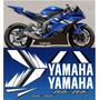 Stickers Calcomanias, Yamaha R6 2007