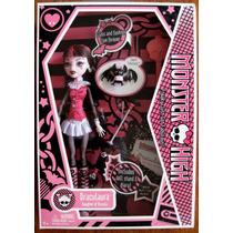 Monster High, Stardoll, Draculaura, Mattel, 1a Edicion, Vbf