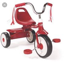 Triciclo Radio Flyer Go Trike Color Rojo