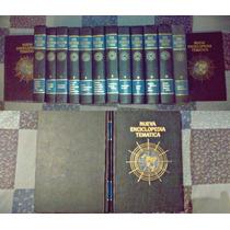 Nueva Enciclopedia Temática 14 Tomos Como Nueva
