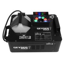 Chauvet Geyser Rgb Generador De Niebla Y Efectos De Luz