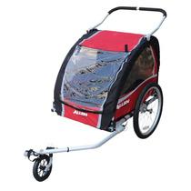 Nuevo Allen Sports Remolque Carreola Doble Premium Bicicleta