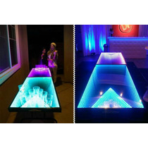 Beer Pong Mesa Table Fabricantes Led Infinito Infinity