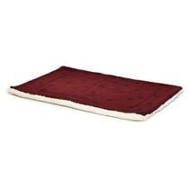 Cama Para Perro Midwest Paw Print Reversible Mat, Fleece /