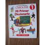 Mi Primer Diccionario-ilust-p.dura-biblioteca Larousse-mn4