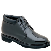 Thorogood Hombres 6 Poromérico Gloss Servicio Negro 831-61