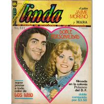 Fotonovela Linda Grande: Jaime Moreno Y Mara