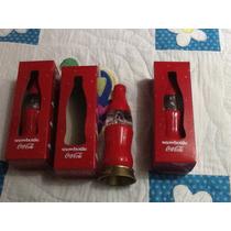 Coca-cola Botellas Navideñas Nueva Coleccion