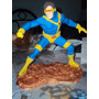 Figura De Resina Ciclope De X-men Marvel Legends