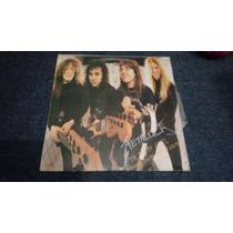 Lp Metallica Garage Days Re-re Visited En Acetato,long Play
