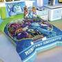 Edredon Individual Y Funda Disney Pixar Monster Inc