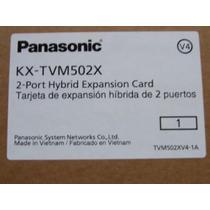 Kx-tvm502x Tarjeta De Expansion Correo De Voz