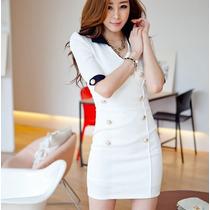Vestido Corto Formal Moda Japonesa Envío Gratis 1043