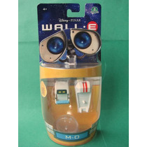 Wall-e M-o Chico Con Base Figura Basica Original