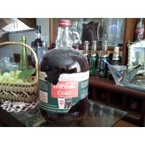 Botella De Coca Cola De Coleccion Antigua Galon Años 50´s