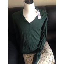 Padrisimo Sweater Marca Chaps Byr Ralph Talla Xxl