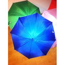 Paraguas Infantil Azul Rey $26 Desde Una Pz