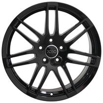 Audi Rs4 Set De 4 Rines Negros 18x8 5/112
