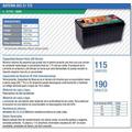 Bateria Ciclo Profundo Lth Fotovoltaica