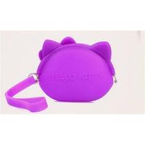 Monedero Hello Kitty Silicón