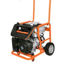 Oferta Generador Electrico A Gasolina 4500 W Truper Planta